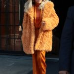 Rita Ora Styles Her in All Orange in New York