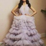 Alia Bhatt Looks Cute Princess with Fairytale Gown at Jio Filmfare Awards