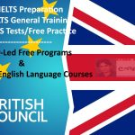 Free IELTS Preparation Courses Offered by British Council UK, Free IELTS Test & Teacher-Led Programs for All International Students