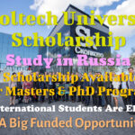 Apply to Skoltech University Scholarship in Russia for International Students│Funded Opportunity