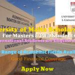 University of Malta Scholarships for Masters & PhD Programs for International Students