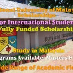 National University of Malaysia Scholarship Announced for International Students│Fully Funded