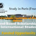 Polytechnic Institute of Paris Offers Need-Based Scholarships to International Students