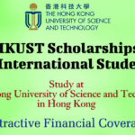 HKUST Scholarships for International Students (Beyond Academic Admissions Scholarships) to Study in Hong Kong