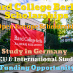 Bard College Berlin Scholarships (Open Europe Scholarships) Offered to International Students to Study in Germany